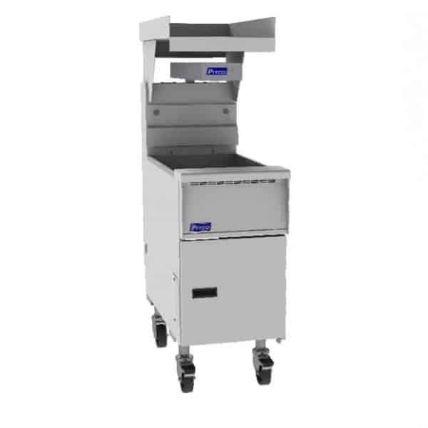 Pitco Frialator SG-BNB-14 Solstice Bread & Batter Cabinet