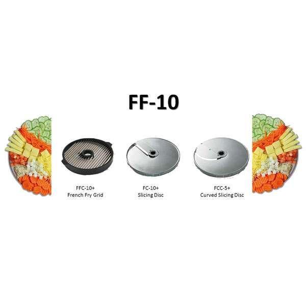 Sammic FF10 (9500113) Disc Package