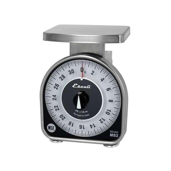 San Jamar SCMDL2 Escali Mechanical Dial Scale