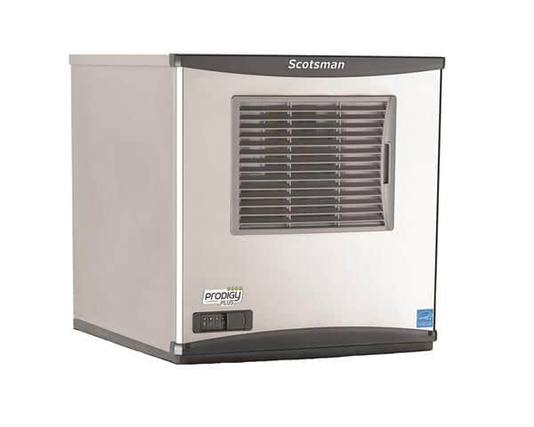 "Scotsman C0522SA-6    22""  Half-Dice Ice Maker, Cube-Style - 400-500 lbs/24 Hr Ice Production,  Air-Cooled, 220 Volts"