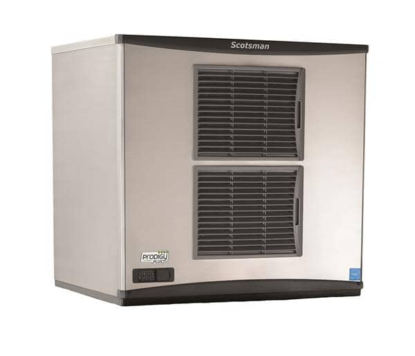 "Scotsman C0830SA-6    30""  Half-Dice Ice Maker, Cube-Style - 700-900 lb/24 Hr Ice Production,  Air-Cooled, 230 Volts"