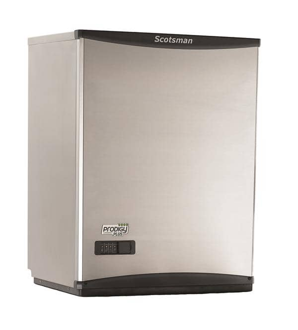 """Scotsman EH222SL-1    22""""  Half-Dice Ice Maker, Cube-Style - 700-900 lb/24 Hr Ice Production,  Remote-Cooled, 115 Volts"""