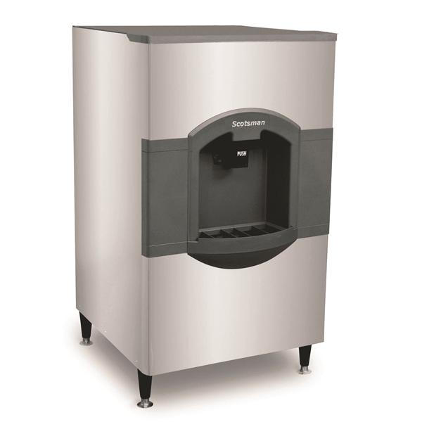 Scotsman HD30B-6 iceValet Hotel/Motel Ice Dispenser