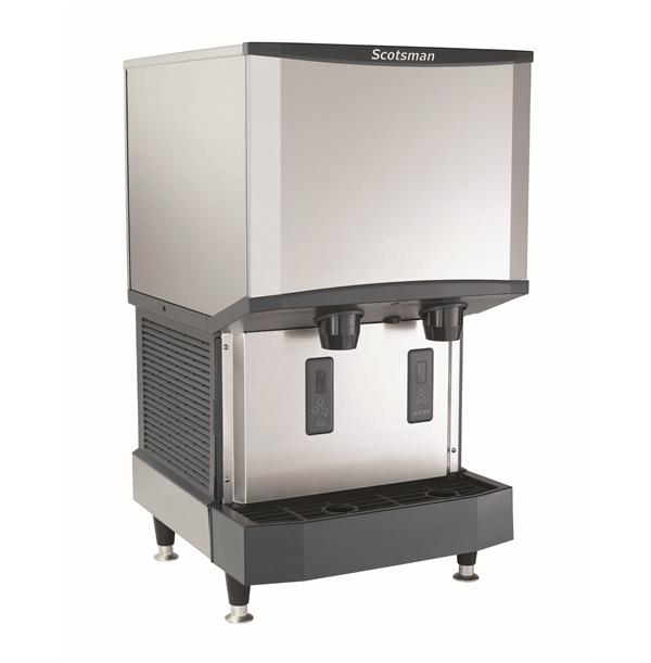 "Scotsman HID525A-1 Meridian"" Ice Machine/Dispenser"