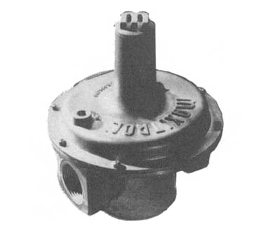 "Southbend 1167783 1"" gas pressure regulator (shipped loose) LP gas"