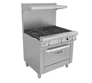 Southbend 4364C-2CL Ultimate Restaurant Range