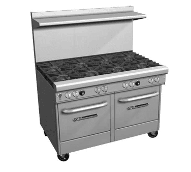 Southbend 4483AC-2TR Ultimate Restaurant Range