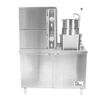 Southbend ECX-2S-10 Convection Steamer/Kettle