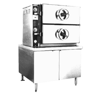 Southbend EDA-2S Do-All Dual-Pressure Steamer