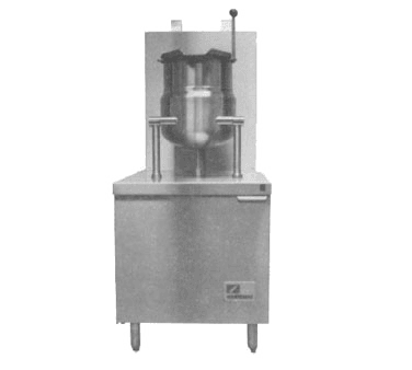 Southbend GMT-6 Kettle/Cabinet Assembly