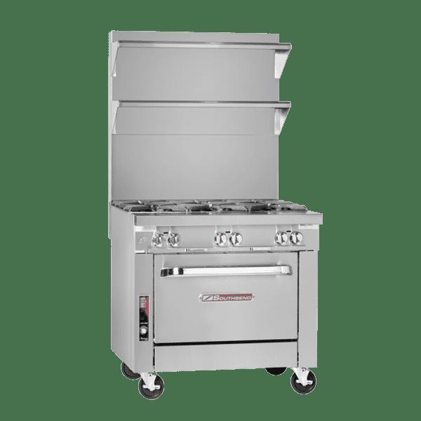 Southbend P18C-X Platinum Heavy Duty Range