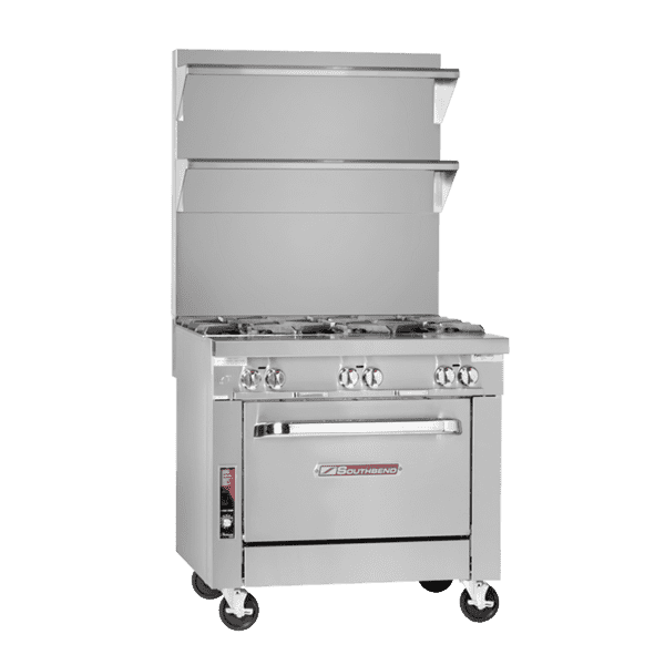 Southbend P36T-III Platinum Heavy Duty Induction Range