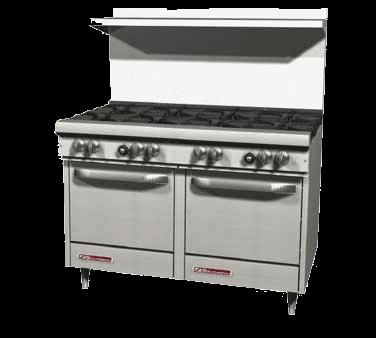 Southbend S48AC S-Series Restaurant Range