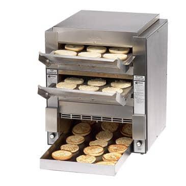 Star Mfg. DT14 Double Conveyor Toaster