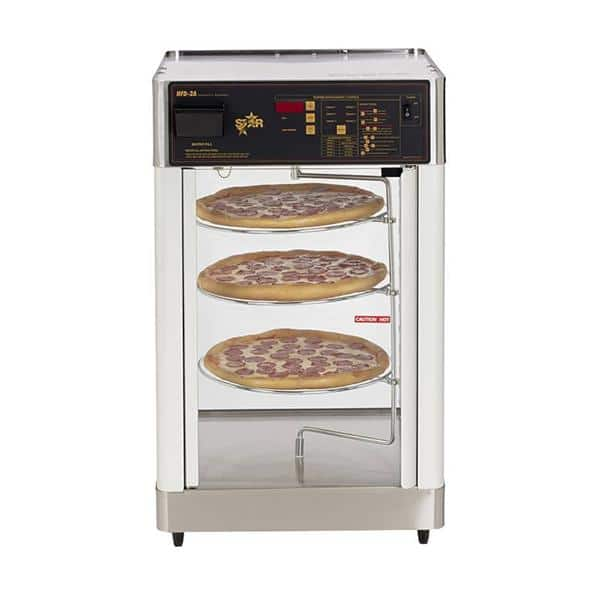 Star HFD-2APT Hot Food Display Case with Humidity Control &