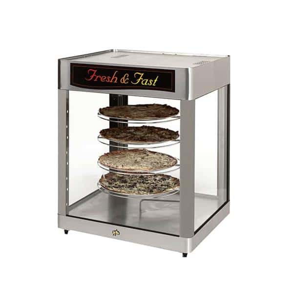 Star HFD-3AP Hot Food Display Case with Humidity Control