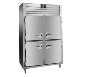 Traulsen ADH232W-HHS Spec-Line Refrigerated/Heated Dual Temp Cabinet