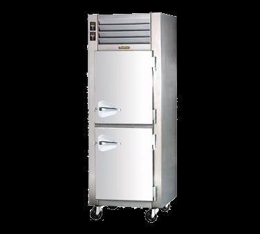 Traulsen RDT132WUT-HHS Spec-Line Refrigerator/Freezer Dual Temp Cabinet