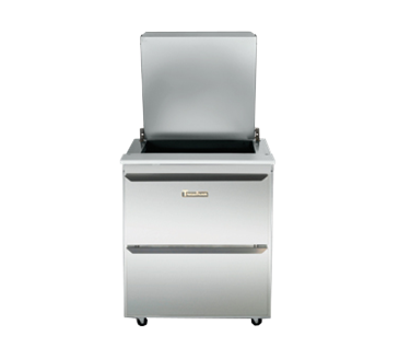 Traulsen USD6012DD-0300 Compact Prep Table