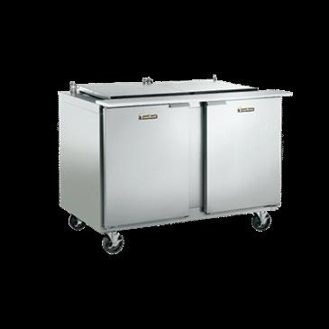 Traulsen UST4812RR-0300-SB Compact Prep Table