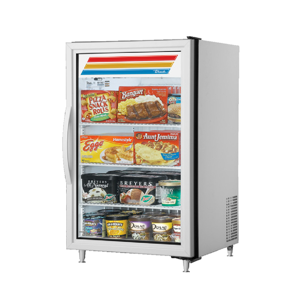 True Mfg. - General Foodservice Manufacturing Co., Inc. GDM-07F-HC~TSL01 Countertop Freezer Merchandiser