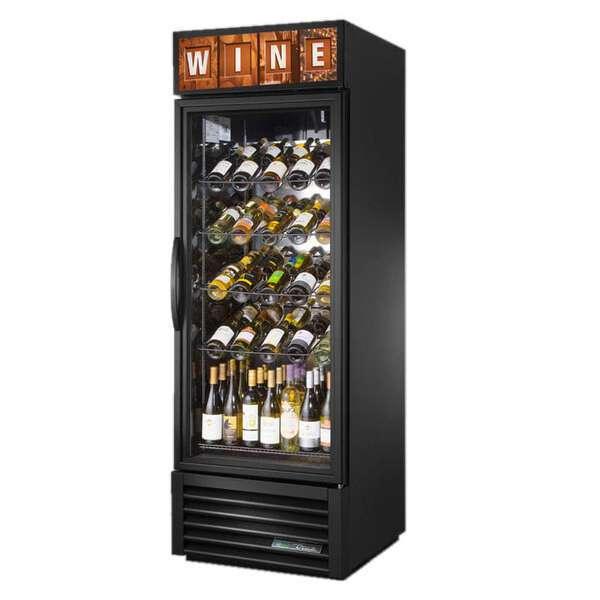True Mfg. - General Foodservice Manufacturing Co., Inc. GDM-23W-HC~TSL01 Wine Merchandiser