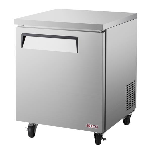 Turbo Air EUF-28-N-V E-line Undercounter Freezer