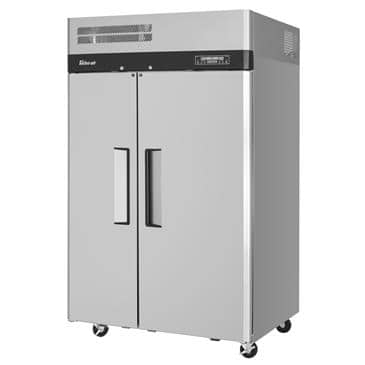 Turbo Air M3RF45-2-N 2-Section J Series Refrigerator & Freezer