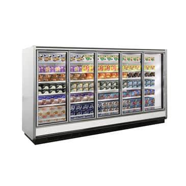 Turbo Air RF-2D Freezer Merchandiser