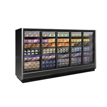 Turbo Air RM-3DN Refrigerator Merchandiser