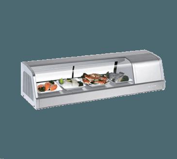 Turbo Air SAKURA-50-R Sakura Refrigerated Sushi Case