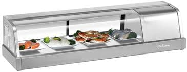 Turbo Air SAKURA-50-R Sakura Refrigerated Sushi Case
