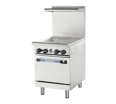 Turbo Air TAR-24G Radiance Heavy Duty Restaurant Range