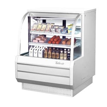 Turbo Air TCDD-48H-W-N Deli Case