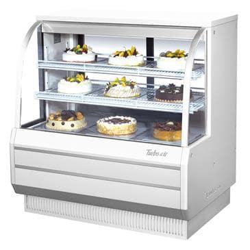 Turbo Air TCGB-48-W-N Bakery Case
