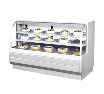 Turbo Air TCGB-72CO-R-N Bakery Case