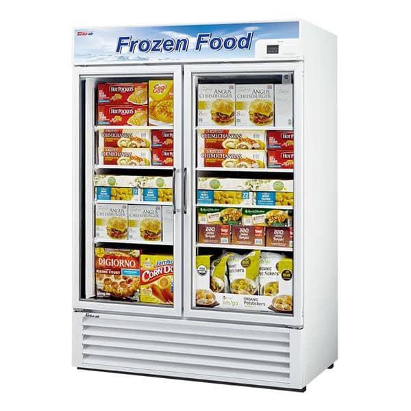 Turbo Air TGF-49F-N Freezer Merchandiser