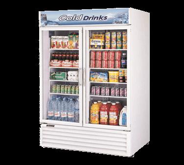 Turbo Air TGM-50RS-N Refrigerated Merchandiser