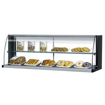 Turbo Air TOMD-50-H Top Display Dry Case-High model