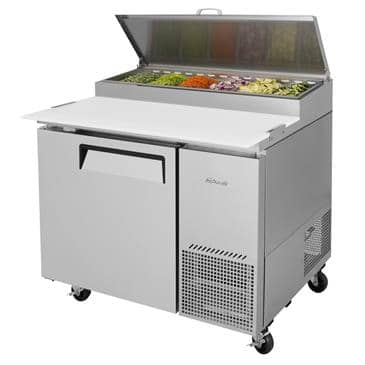 Turbo Air TPR-44SD-N Super Deluxe Pizza Prep Table