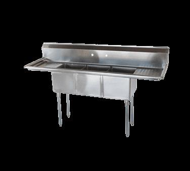 Turbo Air TSCS-3-23 Sink