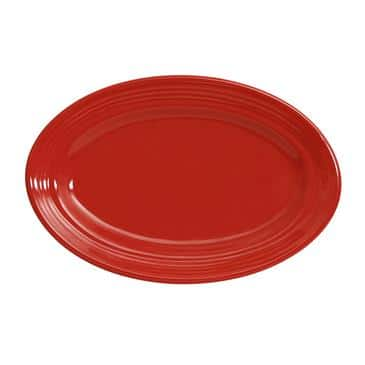 Tuxton China China CQH-096 Platter