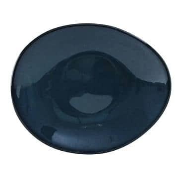 Tuxton China China GAN-651 Ellipse Plate