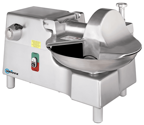 Univex BC18 Bowl Cutter with Built-In #12 PTO Hub 269 rpm