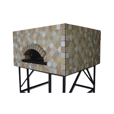 Univex DOME59S Artisan Stone Hearth Square Pizza Oven