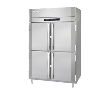 Victory Refrigeration FS-2D-S1-EW-HD UltraSpec Series Freezer Featuring Secure-Temp