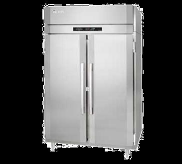 Victory Refrigeration FS-2D-S1 UltraSpec Series Freezer Featuring Secure-Temp
