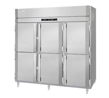 Victory Refrigeration FSA-3D-S1-PT-HS UltraSpec Series Freezer Featuring Secure-Temp