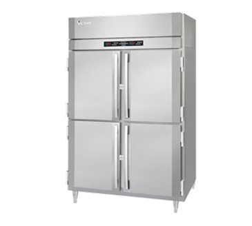 Victory Refrigeration HRS-2D-S1-EW-PT-HD UltraSpec Series Dual Temp Warmer/Refrigerator