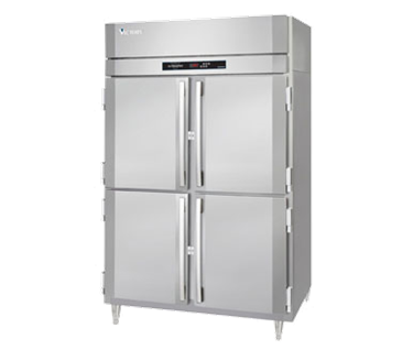 Victory Refrigeration HSA-2D-1-EW-HD UltraSpec Series Heated Cabinet Featuring
